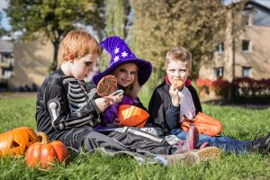 Halloween Tips to Care for Your Teeth